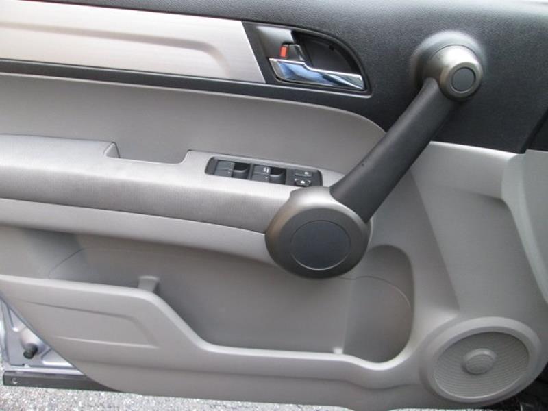 2011 Honda CR-V for sale at Rooster Bush Automotive in Lenoir NC
