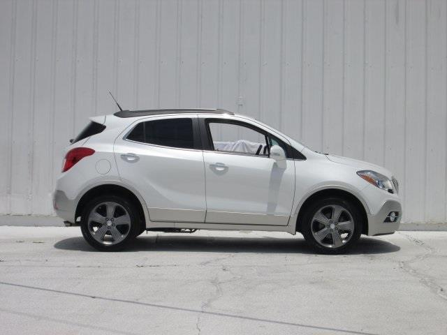 2014 Buick Encore for sale at Rooster Bush Automotive in Lenoir NC
