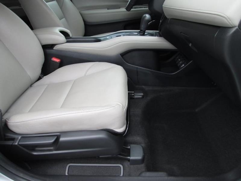 2016 Honda HR-V for sale at Rooster Bush Automotive in Lenoir NC