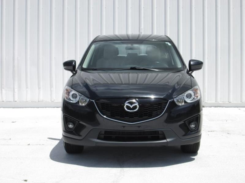 2014 Mazda CX-5 for sale at Rooster Bush Automotive in Lenoir NC