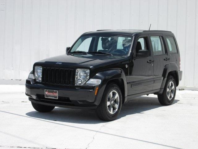 2008 Jeep Liberty for sale at Rooster Bush Automotive in Lenoir NC
