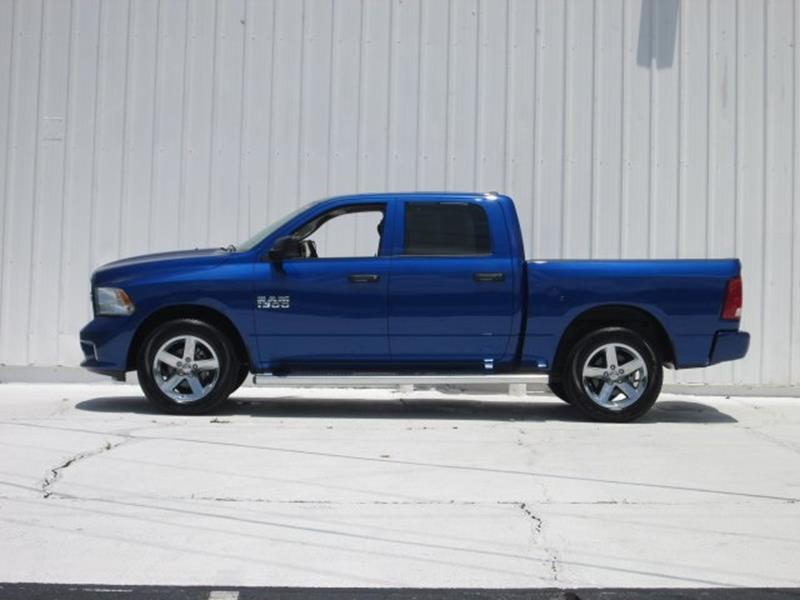 2016 RAM Ram Pickup 1500 for sale at Rooster Bush Automotive in Lenoir NC