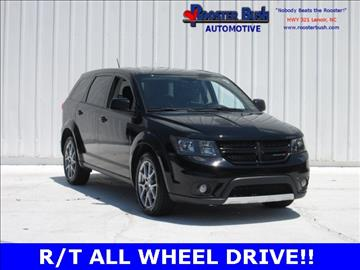 2014 Dodge Journey for sale at Rooster Bush Automotive in Lenoir NC
