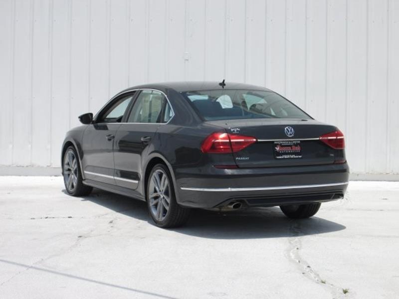 2016 Volkswagen Passat for sale at Rooster Bush Automotive in Lenoir NC