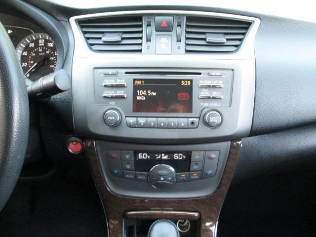 2013 Nissan Sentra for sale at Rooster Bush Automotive in Lenoir NC