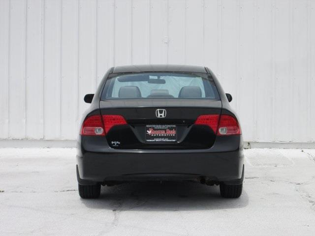 2007 Honda Civic for sale at Rooster Bush Automotive in Lenoir NC