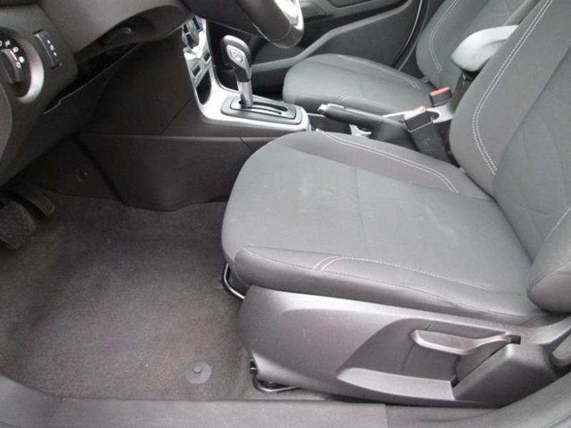 2016 Ford Fiesta for sale at Rooster Bush Automotive in Lenoir NC