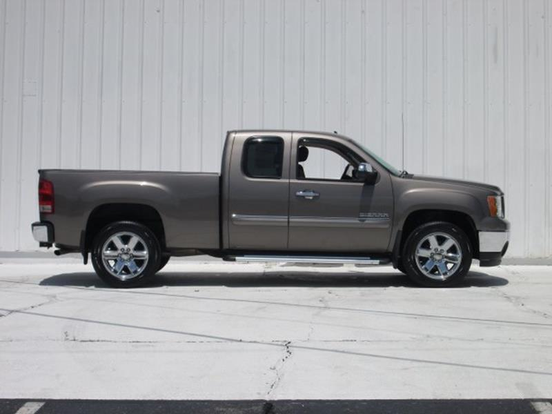 2012 GMC Sierra 1500 for sale at Rooster Bush Automotive in Lenoir NC
