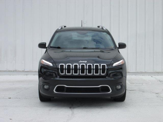 2014 Jeep Cherokee for sale at Rooster Bush Automotive in Lenoir NC