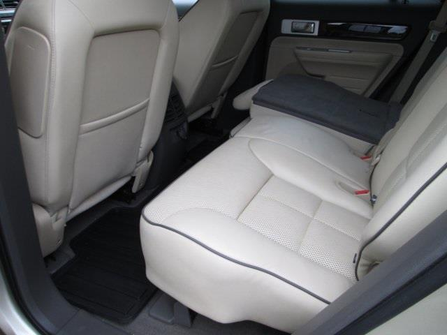 2010 Lincoln MKX for sale at Rooster Bush Automotive in Lenoir NC