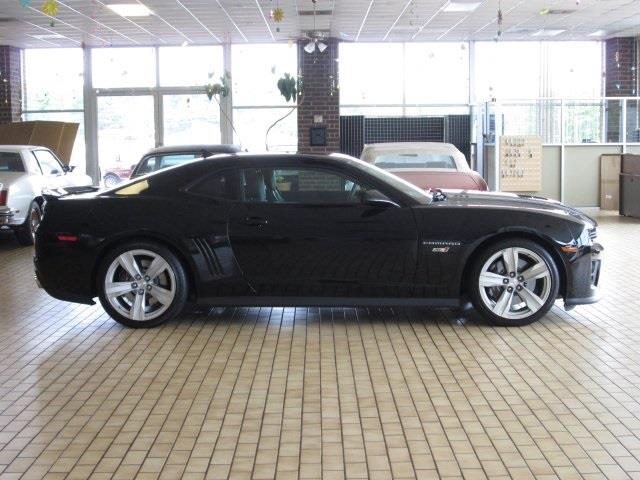 2012 Chevrolet Camaro for sale at Rooster Bush Automotive in Lenoir NC