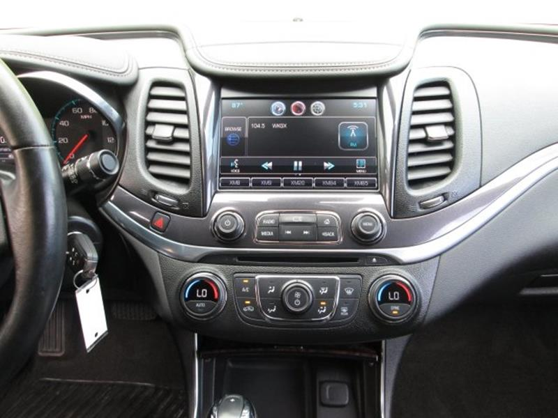 2014 Chevrolet Impala for sale at Rooster Bush Automotive in Lenoir NC