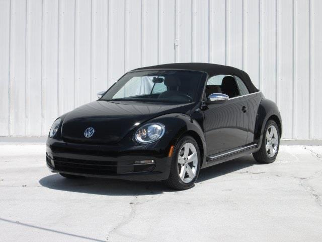 2013 Volkswagen Beetle for sale at Rooster Bush Automotive in Lenoir NC