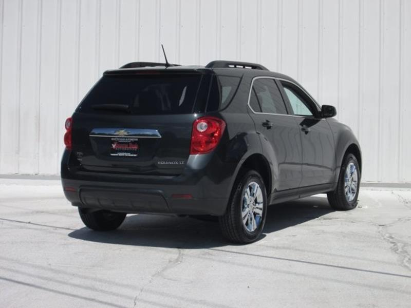 2014 Chevrolet Equinox for sale at Rooster Bush Automotive in Lenoir NC