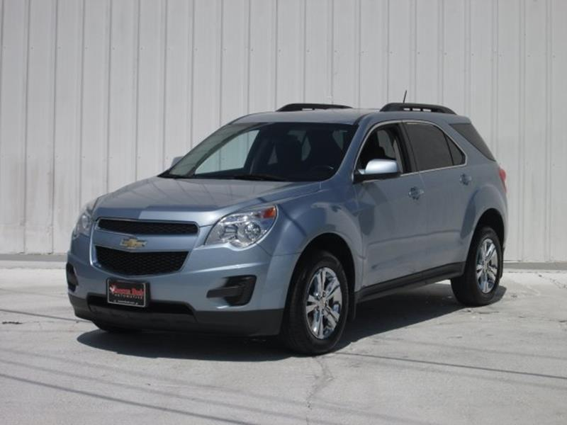 2015 Chevrolet Equinox for sale at Rooster Bush Automotive in Lenoir NC