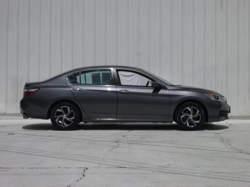 2016 Honda Accord for sale at Rooster Bush Automotive in Lenoir NC