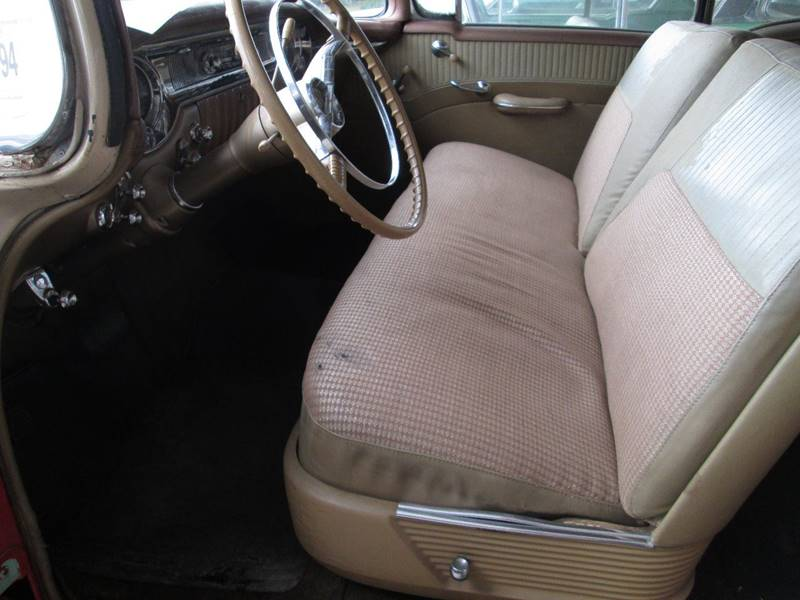 1956 Oldsmobile Eighty-Eight for sale at Rooster Bush Automotive in Lenoir NC