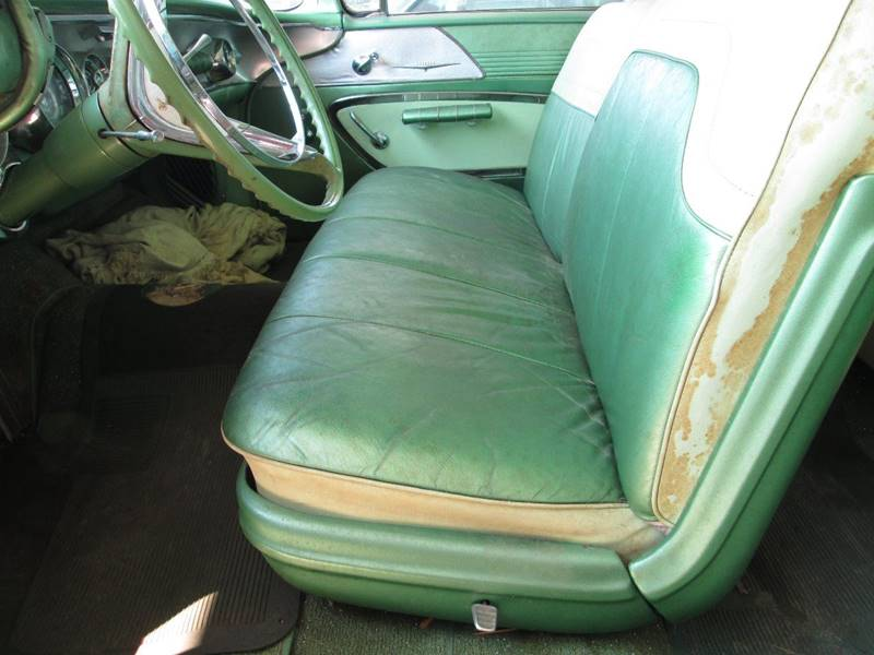 1958 Pontiac Star Chief for sale at Rooster Bush Automotive in Lenoir NC