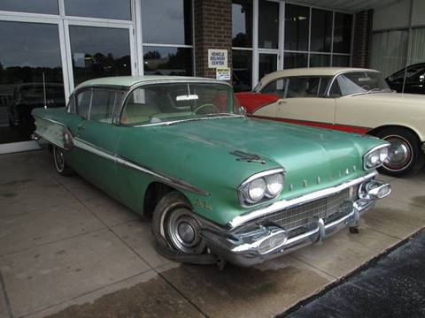 1958 Pontiac Star Chief for sale in Lenoir, NC