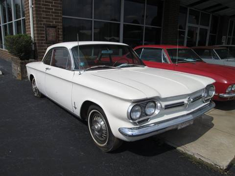 1962 Chevrolet Corvair for sale in Lenoir, NC