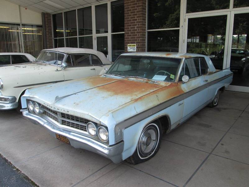 1963 Oldsmobile Ninety-Eight Starfire for sale at Rooster Bush Automotive in Lenoir NC