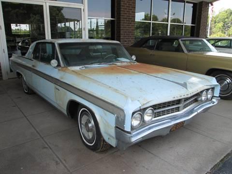 1963 Oldsmobile Ninety-Eight Starfire for sale in Lenoir, NC