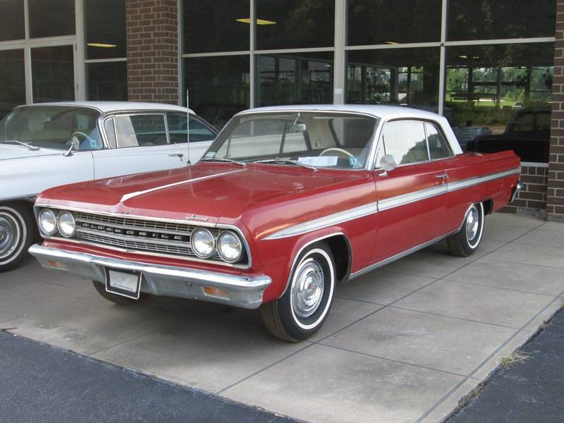 1963 Oldsmobile Cutlass Jetfire for sale at Rooster Bush Automotive in Lenoir NC