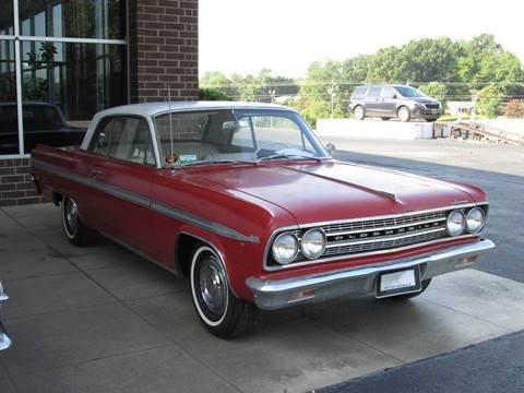 1963 Oldsmobile Cutlass Jetfire for sale in Lenoir, NC