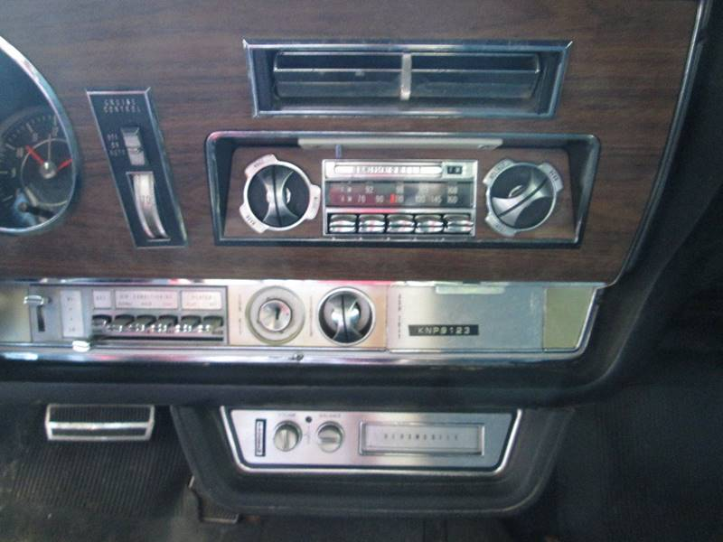 1968 Oldsmobile Ninety-Eight for sale at Rooster Bush Automotive in Lenoir NC