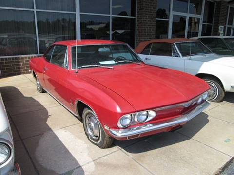 1968 Chevrolet Corvair for sale in Lenoir, NC