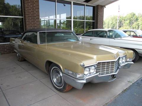 1969 Cadillac DeVille for sale in Lenoir, NC