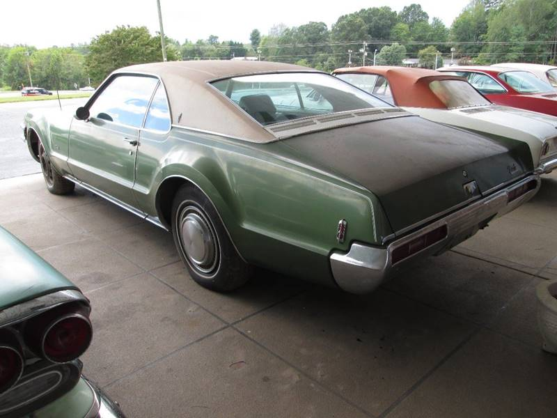 1969 Oldsmobile Toronado for sale at Rooster Bush Automotive in Lenoir NC