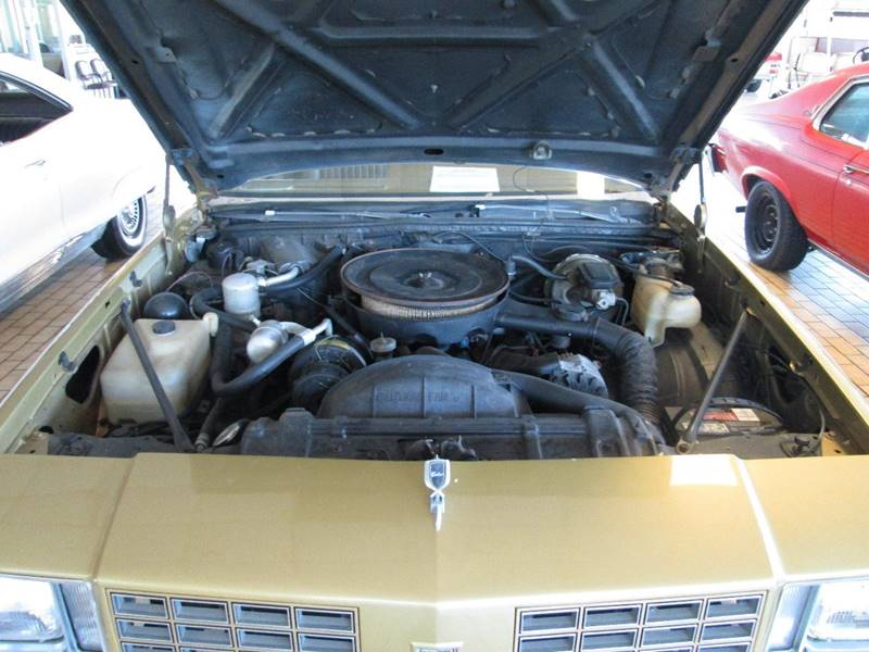 1979 Hurst/Olds W-30 for sale at Rooster Bush Automotive in Lenoir NC
