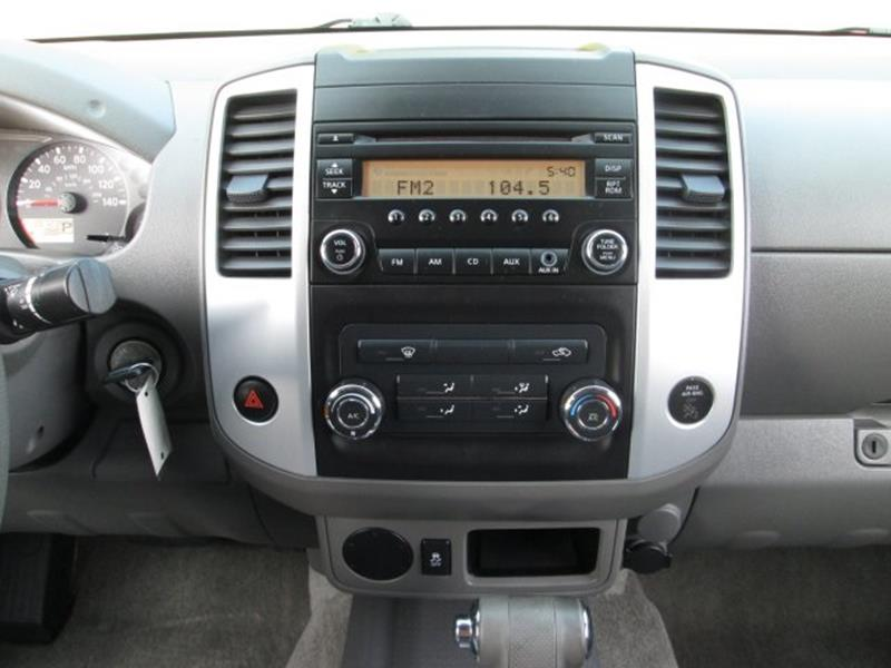 2015 Nissan Frontier for sale at Rooster Bush Automotive in Lenoir NC