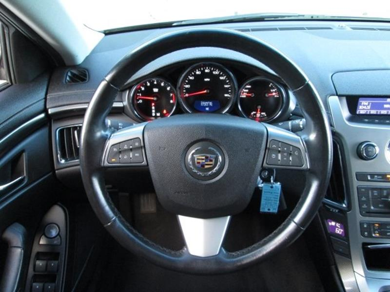2012 Cadillac CTS for sale at Rooster Bush Automotive in Lenoir NC