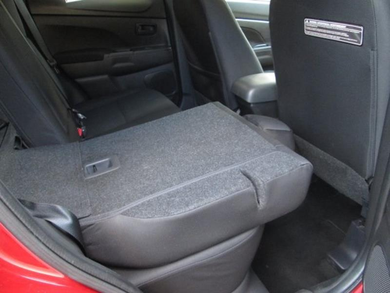 2014 Mitsubishi Outlander Sport for sale at Rooster Bush Automotive in Lenoir NC