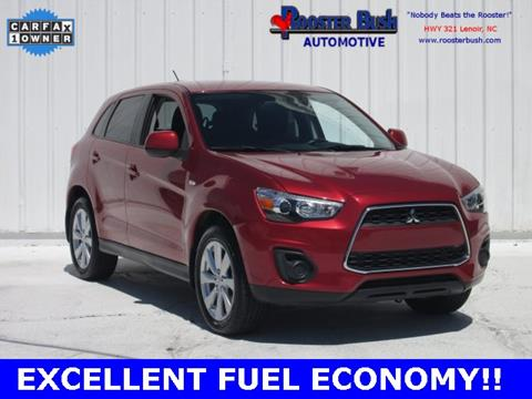 2014 Mitsubishi Outlander Sport for sale at Rooster Bush Automotive in Lenoir NC