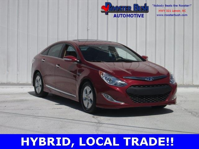 2012 Hyundai Sonata Hybrid for sale at Rooster Bush Automotive in Lenoir NC