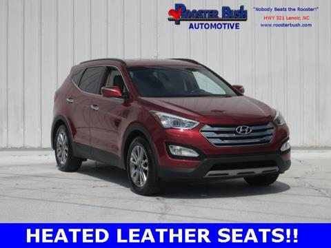 2014 Hyundai Santa Fe Sport for sale at Rooster Bush Automotive in Lenoir NC