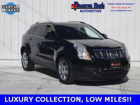 2014 Cadillac SRX for sale at Rooster Bush Automotive in Lenoir NC