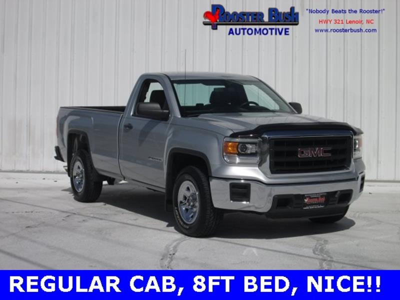 2014 GMC Sierra 1500 for sale at Rooster Bush Automotive in Lenoir NC