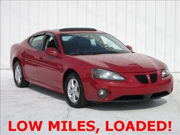 2007 Pontiac Grand Prix for sale at Rooster Bush Automotive in Lenoir NC
