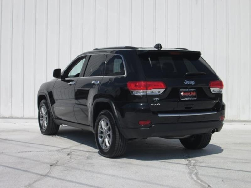 2015 Jeep Grand Cherokee for sale at Rooster Bush Automotive in Lenoir NC