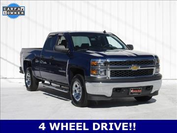 2014 Chevrolet Silverado 1500 for sale at Rooster Bush Automotive in Lenoir NC