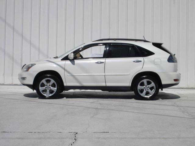 2008 Lexus RX 350 for sale at Rooster Bush Automotive in Lenoir NC