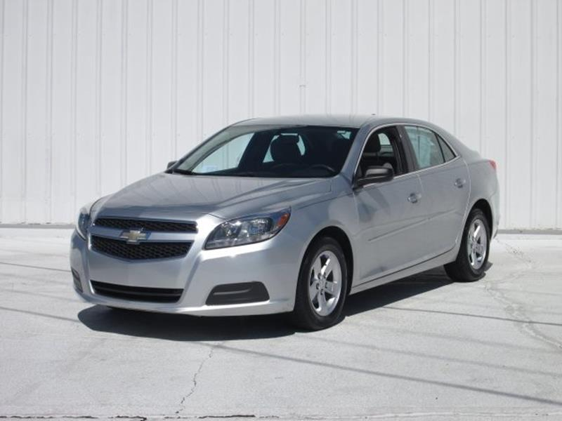 2013 Chevrolet Malibu for sale at Rooster Bush Automotive in Lenoir NC