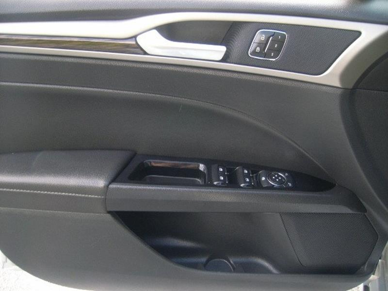 2015 Ford Fusion for sale at Rooster Bush Automotive in Lenoir NC