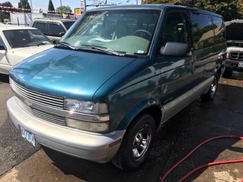 1998 Chevrolet Astro for sale in Portland, OR