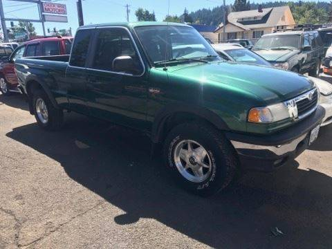 1999 Mazda B-Series Pickup for sale in Portland, OR