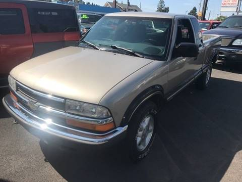 1999 Chevrolet S-10 for sale in Portland, OR